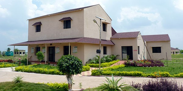 Madhavbaug II, at Nagpur, is spread across 6 Acres Lavish Greenery
